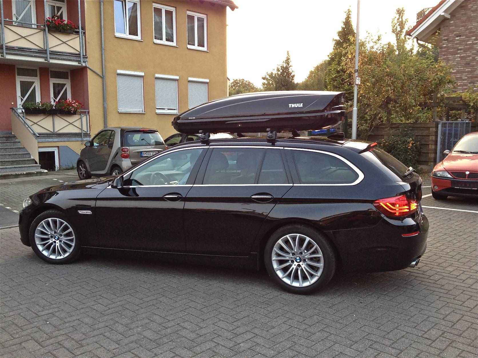 Motion 800 Black BMW 5er F31
